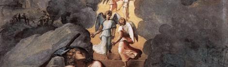 Die Himmelsleiter Jakobs