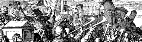 JOSUA | Inbesitznahme des Erbes