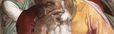 Jeremia, der weinende Prophet