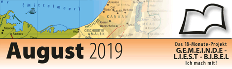 Leseplan 2019 August