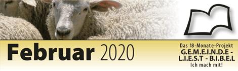 Leseplan 2020 Februar