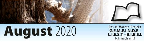 Leseplan 2020 August